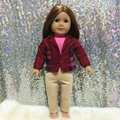 """18 """"American Girl Doll 2016 Fashion Leisure Suits American Girl Doll Clothing AG315"""
