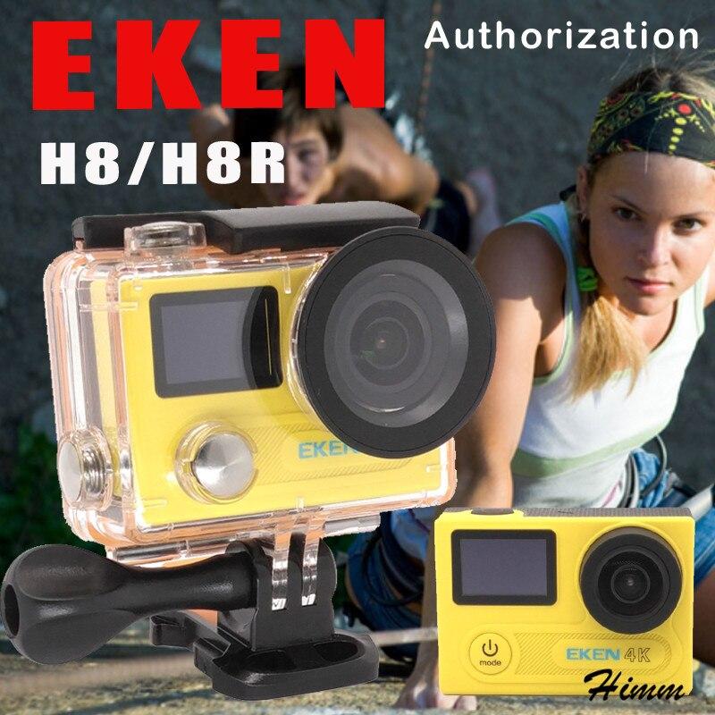 Original EKEN H8R H8 acción Deporte cámara VR360 Control Remoto ultra 4 K/30fp W