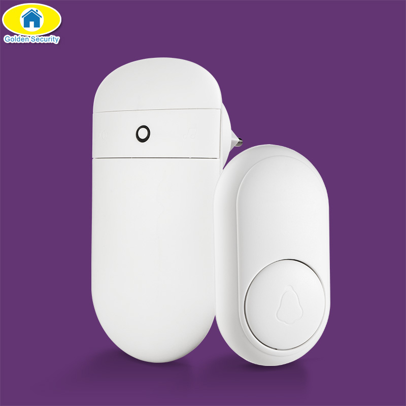 M518 Self Generation Wireless Doorbell Home Smart Electronic Remote Control Long Distance No Battery Cordless Doorbell
