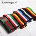 [Lane Дракон] горячие Продажи Моды Случайные Пояса Джокер Мужская Холст Пояса Многоцветный Полосатый Джинсы Пояса Бренд Для Мужчин и Женщин D0059