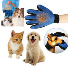 Pet Finger For Cat Dogs Pet Pensel Hanske Shedding Pet Hair Hanske For Dyr Gentle Effective Finger Massasje Cat Grooming