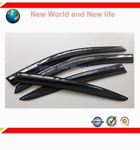 New Black Alta Qualidade 4 PCS etiqueta da janela Do Carro Mapas & Abrigos capa Exterior produtos de decoração acessório fit para Encore