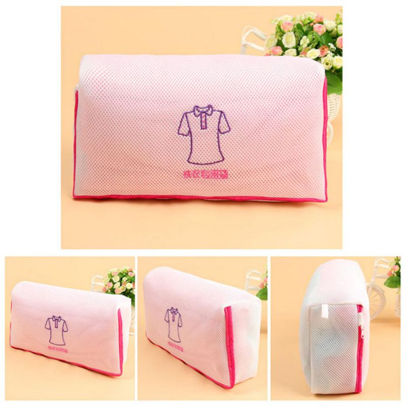 Special Wash Bag Stuffed Machine Washable Mesh Kit Laundry Basket Laundry Bag Bags Fashion Belle Embroidered Bra Lingerie