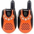 2 ШТ. Walkie Talkie Retevis УВЧ 446 МГц RT-602 0.5 Вт 8 CH для Малыша Дети ЖК-Дисплей Фонарик VOX С Зарядным устройством A7120B