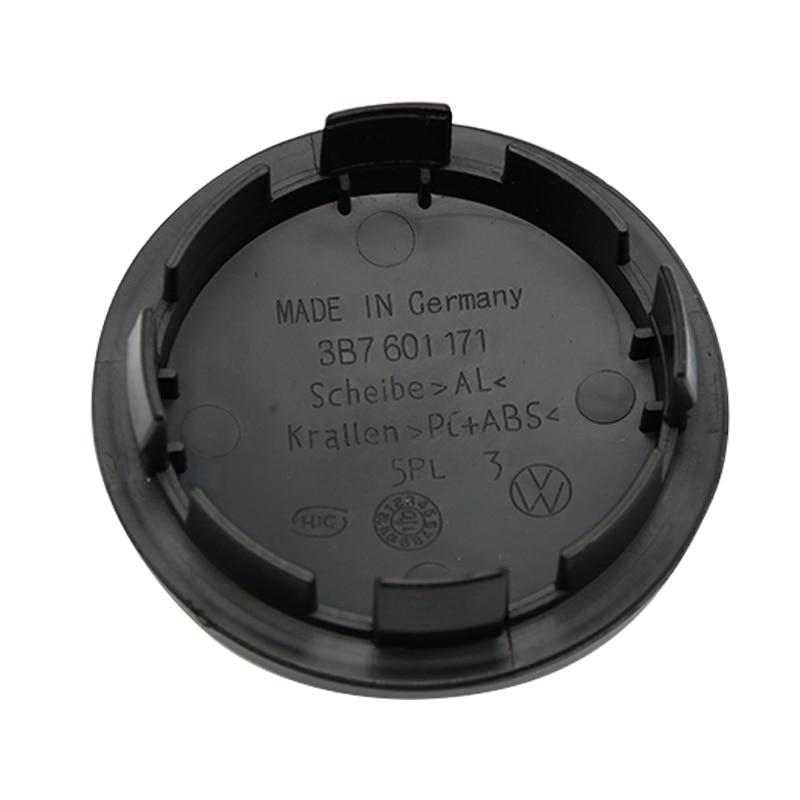 4 шт. 65 мм центра колеса Кепки логотип концентратор Обложка для Volkswagen VW Мужские поло Passat B6 CC Гольф MK4 MK5 MK6 MK7 плюс Jetta Tiguan аксессуары