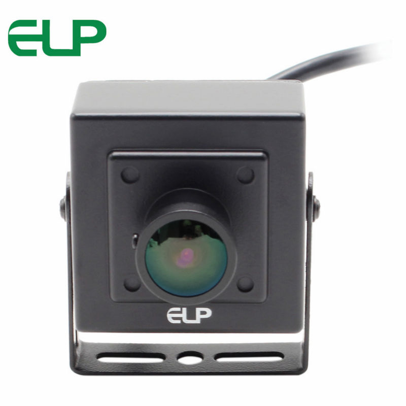 цена на 170 degree fisheye lens wide angle mini hd endoscope usb camera 1080p ELP-USBFHD01M-BL170
