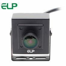 170 degree fisheye lens wide angle mini hd endoscope usb camera 1080p ELP-USBFHD01M-BL170