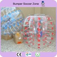 Хорошая цена 1,5 м ПВХ Материал надувной мяч Bubble пузырь футбольный мяч бампер мяч аренду для Продажи Zorb футбол футбол