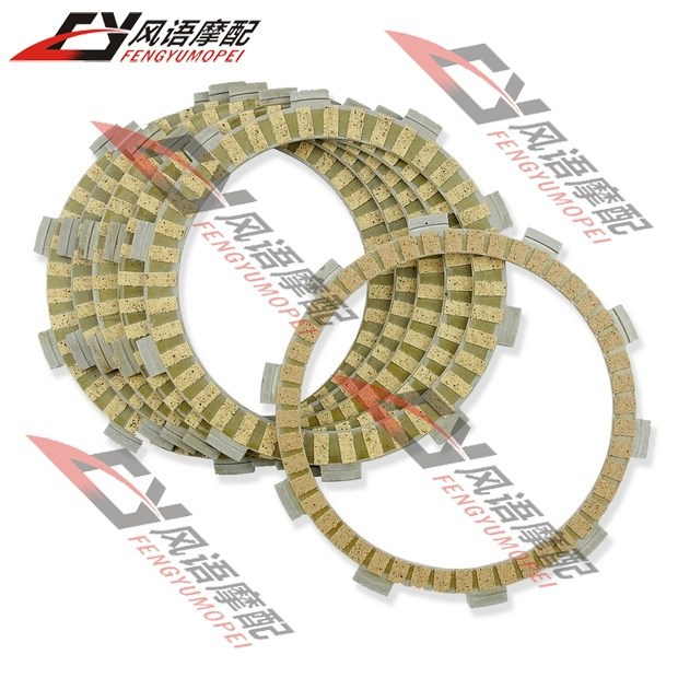 Free International Shipping For Honda Bros 400 Motorcycle paper base wood CLUTCH DISC PLATES 6Pcs Kit Set on Aliexpress.com | Alibaba Group  sc 1 st  AliExpress.com & Free International Shipping For Honda Bros 400 Motorcycle paper base ...
