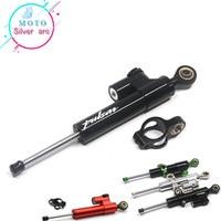 Motorcycle Accessories Damper Stabilizer Damper Steering For Bajaj Pulsar 200ns 200 NS 200 RS 200 AS