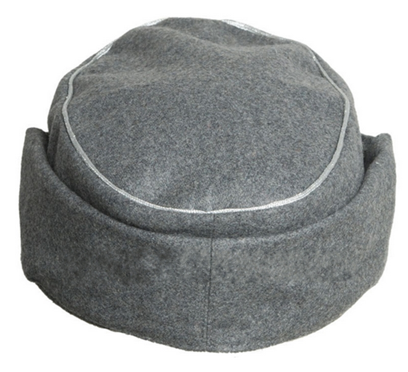 e18889dce083ec WWII WW2 GERMAN WH EM OFFICER M43 PANZER WOOL FIELD CAP GREY ARMY HAT IN  SIZES World military Store-in Hiking Caps from Sports & Entertainment on ...