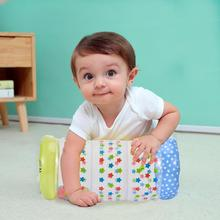 Crawl Plastic Training Roller Infant Inflatable Durable Bao Exercise Early Learning Infants Toddlers Stimulation Growth