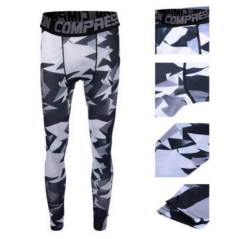 Marca de lujo Camofluage Leggings Hombre Bodybuilding impresión Gymwear Pantalones ajustados Casual Deporte Hombre correr Pro Joggers