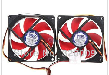 PCI fan, graphics card cooling,daul 9cm fan, for NVIDIA & ATI Graphics Cooler, GPU Graphics Fan Radiator PcCooler V9 75mm pld08010s12hh graphics video card cooling fan 12v 0 35a twin for frozr ii 2 msi r6790 n560gtx r6850 n460gtx dual cooler fan