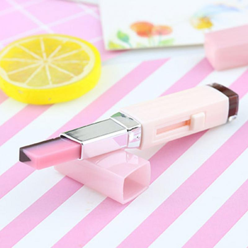 Korean Style Gradient Color Lipstick Moisturize Two Color Tint Lip Gloss long Lasting Waterproof Lip Balm Women Makeup Beauty 15