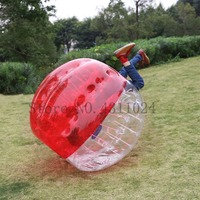 Free Shipping Inflatable Bumper Balls Bubble Soccer Ball TPU Dia 5' (1.5ft) Human Hamster Ball Bubble Soccer Zorb Ball