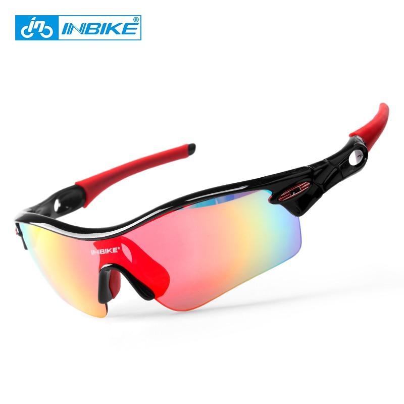 цена на INBIKE Polarized Cycling Glasses Bicycle Sunglasses Bike Glasses Eyewear Ocular Eyeglass Goggles Spectacles UV Proof ciclismo911