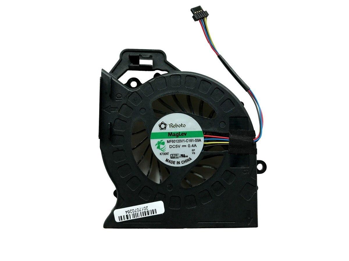 New Original SUNON Pour HP DV6 DV6-6000 DV6-6029 DV6-6050 DV6-6090 DV7 DV7-6000 refroidisseur MF60120V1-C181-S9A 665309-001 ventilateur De Refroidissement