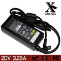 Laptop Charger for fujitsu siemens 20V 3.25A 65W for Fujitsu Amilo pi 2515 ac adapter 0335A2065 0335C2065  with ac cable