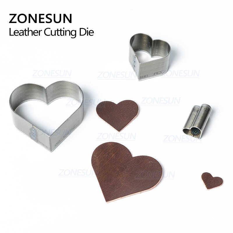 Teardrop Leather Cutting Die  Leather Cutting Tools  Leather Die Cutter  Steel Leather Die Cut Mold