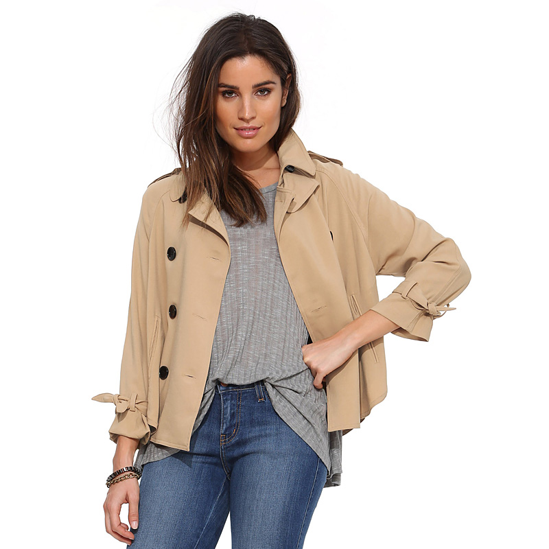 Online Get Cheap Short Trench Coat -Aliexpress.com | Alibaba Group