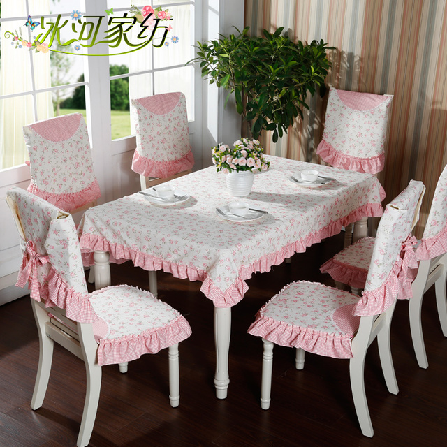 Beautiful Rustic Cloth Dining Table Cloth Chair Cover Set Tablecloth Coffee  Table Cloth Round Table Cloth