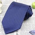 Новый галстук полиэстер связывает ручной мужской галстук свадьбы жених ну вечеринку JP139