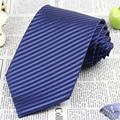 Corbata de poliéster ata hombres hechos a mano de la corbata de boda del novio del partido JP139