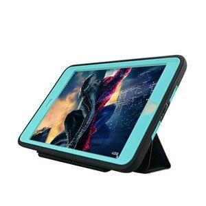 Image 5 - Для Apple iPad 2 ipad 3 ipad 4 Retina защита для детей противоударный сверхпрочный силиконовый Жесткий чехол с защитной пленкой для экрана