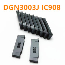 Tungsten carbide DGN3003J IC908 Carbide blade Turning tool CNC slot milling cutter DGN 3003J