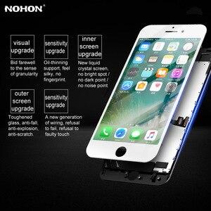 Image 2 - NOHON ekran iPhone 6 6S 7 8 artı LCD iPhone 6 için artı 7 artı ekran yedek parça orijinal tam montaj 3D sayısallaştırıcı