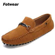 Fotwear Men casual style to slip on and go loafer extra-soft leather shoes For versatile wear with pants jeans skirts