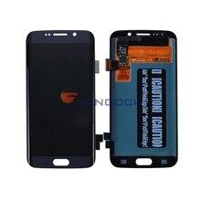 Pantalla Original Para Samsung Galaxy S6 Edge Plus G928 G928F Pantalla LCD Táctil Digitalizador Asamblea Reemplazo Capítulo Libera El Envío