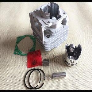 Image 5 - 44 MM 52CC BC520 CG520 ÇALI KESİCİ Silindir piston kiti w/Manifoldu Silindir Conta ve Iğne Rulman için TL52 çim makası