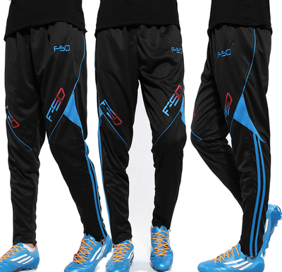 Top Quality Gym Running Sport Pants Men Football Training Pants Soccer Pants Male Fitness Workout Jogging Quick Dry Trousers