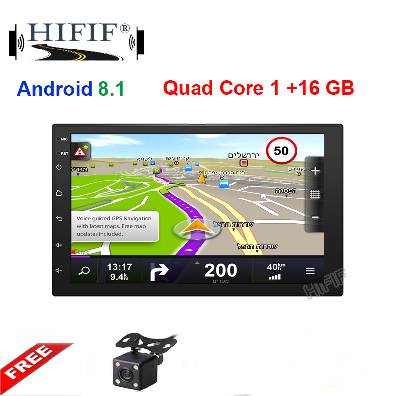 2din Car Radio 7 Android mirrorlink Autoaudio for subwoofer MP5 Player Autoradio Bluetooth Rear View Camera