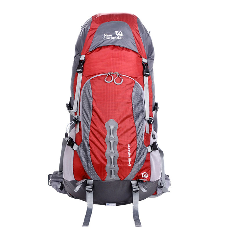 55L  Very good quality Outdoor Men And Women Backpacks Mountaineering Bags Hiking Camping Bags Sports Backpack A4813 nx7 28adr plc very new looking and in good condition