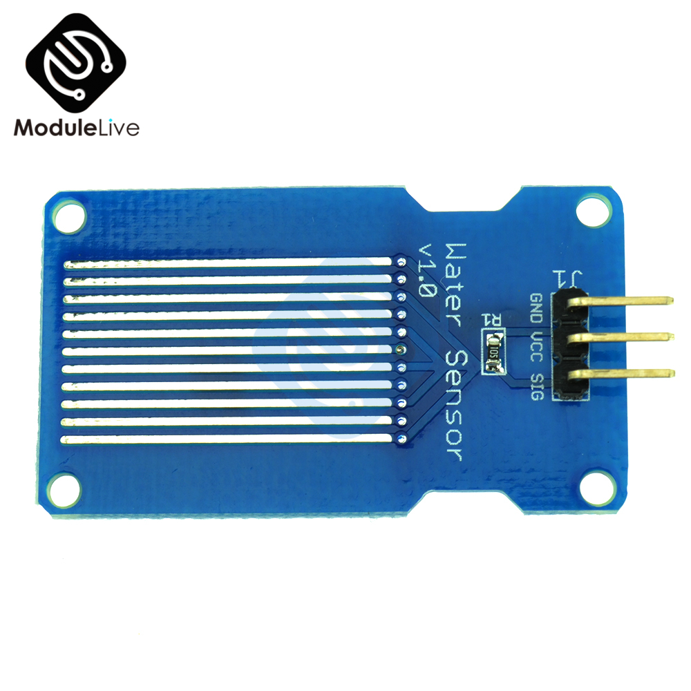 Buy Water Level Sensor 5v And Get Free Shipping On Arduino Controller Indicator