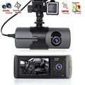 CARPRIE 2.7 inch Vehicle Car DVR Camera Video Recorder Dash Cam G-Sensor GPS Dual Len Camera
