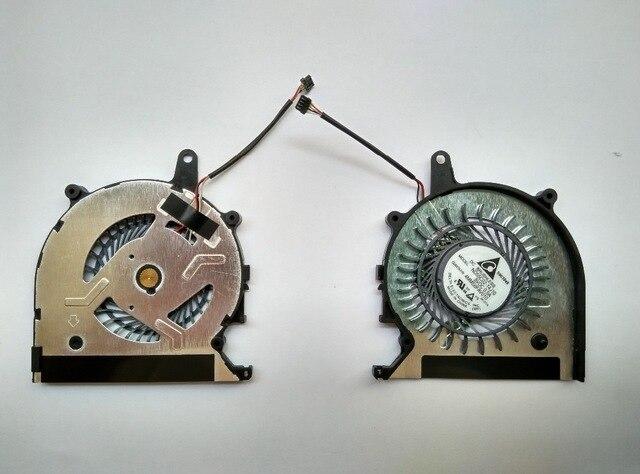 Novo para sony vaio pro 13 svp13 svp132 svp13a 300-0101-2755_a udqfvsr01df0 4mms8fav010 ventilador portátil ventilador de refrigeração da cpu cooler