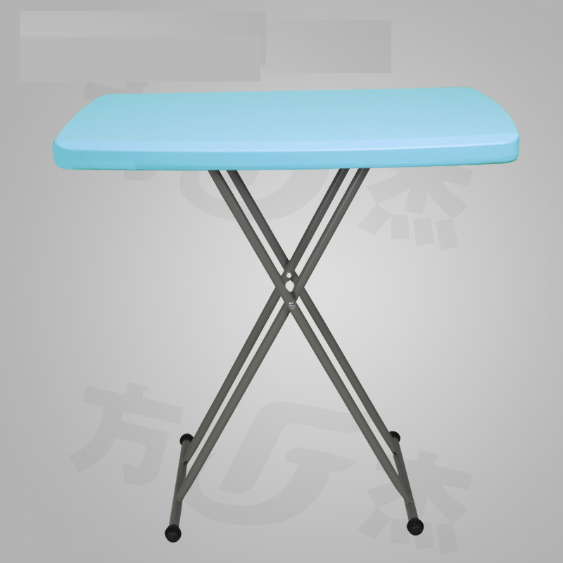15%, красочный компьютерный стол, простой складной стол, регулируемый по высоте, обеденный стол для учебы, столик для ноутбука, подставка, под... - 3