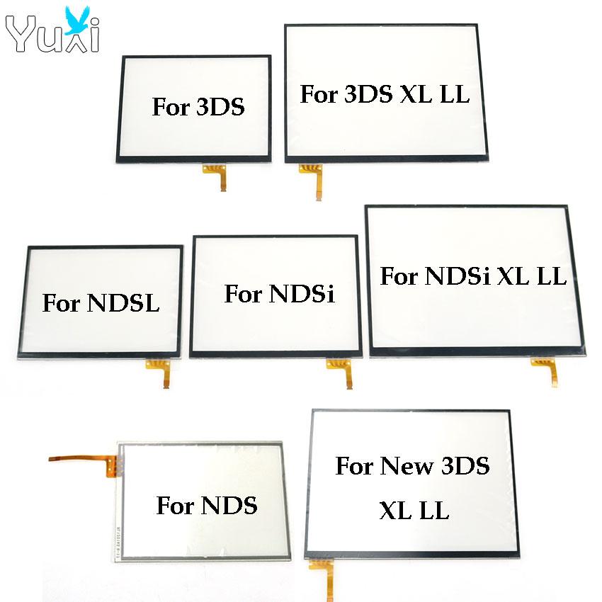 Сменная Сенсорная панель YuXi для Nintendo DS Lite, NDSL NDSi, 3DS XL LL