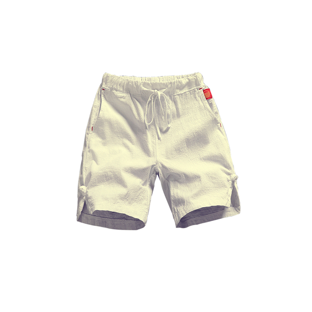 b81715ac93ab M-5XL Shorts Mens Boardshorts Elastic Cotton Casual Solid Slim Fit  Beachshorts Men Shorts Summer Fashion Bermuda Shorts Male