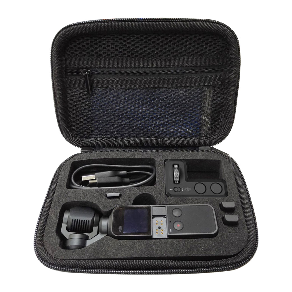 Mini Carrying Case Bag For DJI Osmo Pocket Stabilizer Handheld Gimbal Camera Protective Case Portable Box Accessory Spare Parts