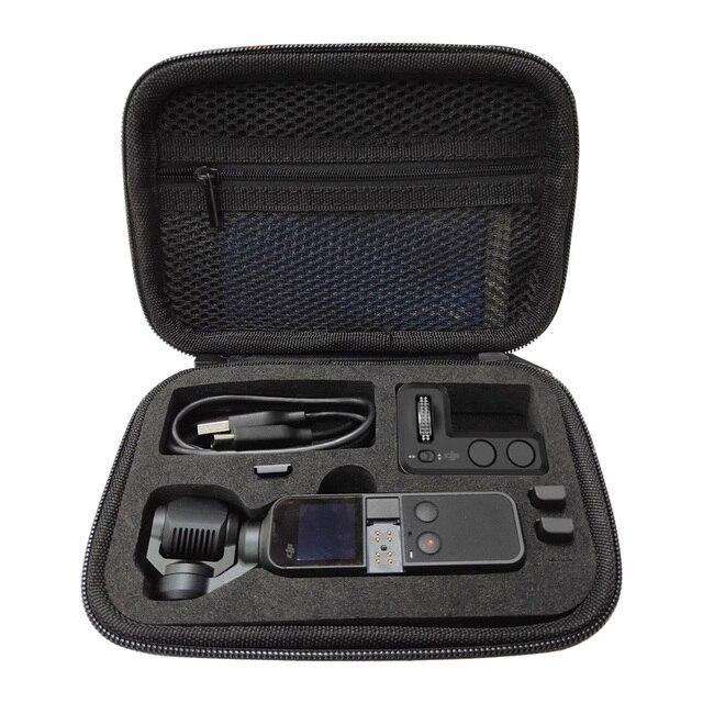 Mini Draagtas Tas Voor Dji Osmo Pocket/Pocket 2 Handheld Gimbal Camera Beschermhoes Draagbare Doos Accessoire Spare onderdelen