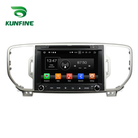 4GB RAM Octa Core Android 8.0 Car DVD GPS Navigation Multimedia Player Car Stereo for Kia Sportage 2016 Hendunit Radio