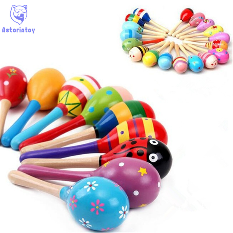 Baby Music Toys Kid Child Infant Sand Hammer Early Education Tool Rattle Musical Instrum ...