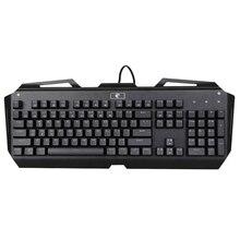 X7000 Multicolor Backlit 104 Keys Mechanical Gaming Keyboard (black)