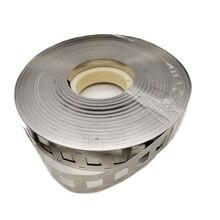 Paquete de baterías 18650 de 1 kg/lote, bobina de tira de acero niquelado, tamaño de 0,15*27*20,02mm