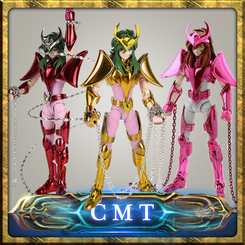 CMT EX Andromeda Shun V3 OCE Version final Cloth EX metal armor GREAT TOYS GT EX Bronze Saint Seiya Myth Cloth Action Figure платье tsurpal tsurpal ts002ewrut58